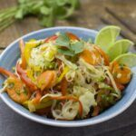 How to cook veggie noodles