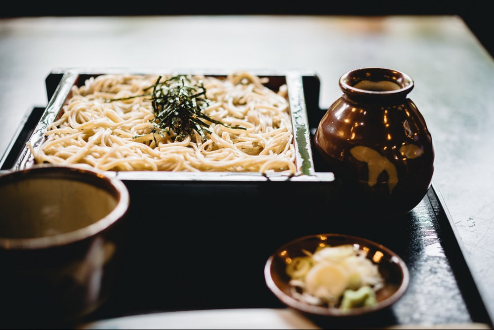 soba, you'll love it to last drop.